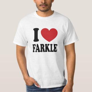 Amo Farkle Camiseta