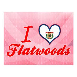 Amo Flatwoods, Virginia Occidental Postal