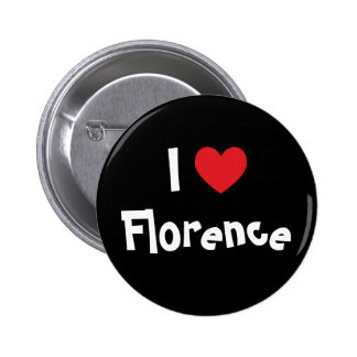 Amo Florencia Chapa Redonda De 5 Cm