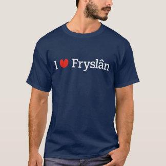 Amo Fryslân Camiseta