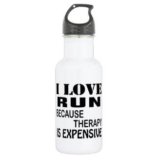 Amo funcionamiento porque la terapia es costosa botella de agua