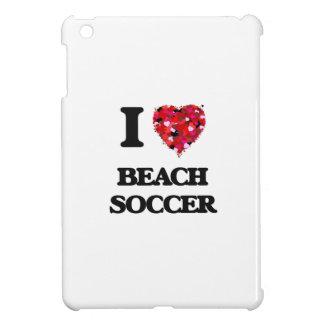Amo fútbol de la playa