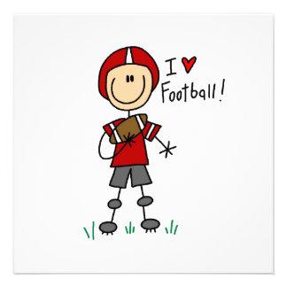 Amo fútbol comunicado personal