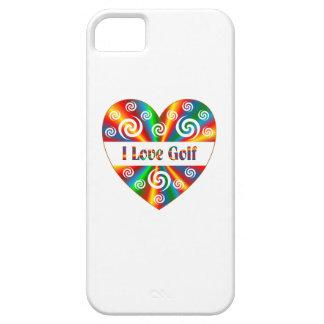 Amo golf funda para iPhone SE/5/5s