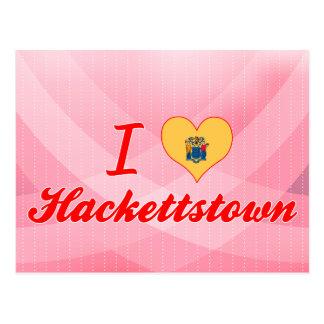 Amo Hackettstown, New Jersey Postal