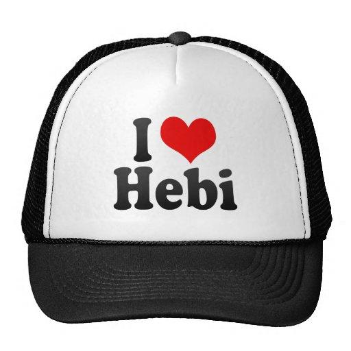 Amo Hebi, China Gorro