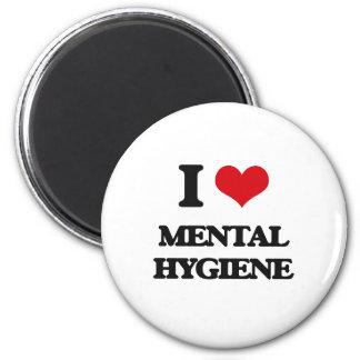 Amo higiene mental iman de frigorífico