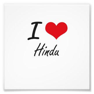 Amo hindú fotografía