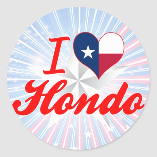 Amo Hondo, Tejas Etiquetas Redondas