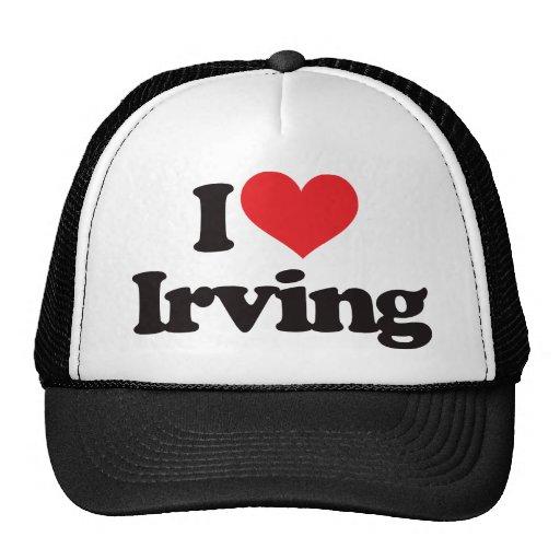 Amo Irving Gorro