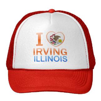 Amo Irving, IL Gorra