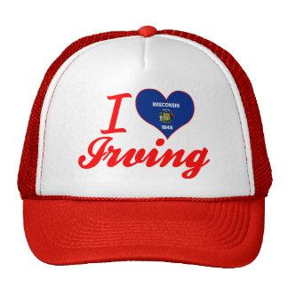 Amo Irving, Wisconsin Gorros