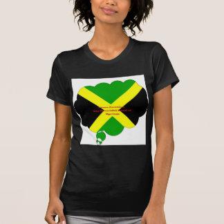 Amo Jamaica. La tierra hermosa de primaveras Camisetas
