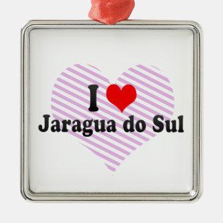 Amo Jaragua hago Sul, el Brasil Ornato