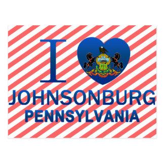 Amo Johnsonburg, PA Postal