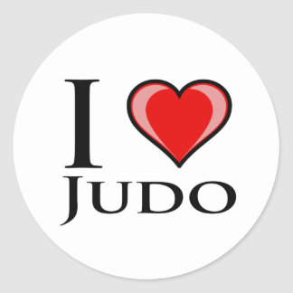 Amo judo etiquetas