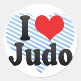 Amo judo etiqueta