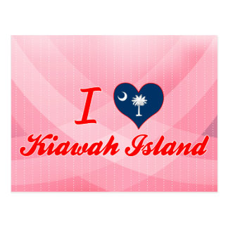 Amo Kiawah Island, Carolina del Sur Postal