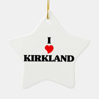Amo Kirkland Adorno De Cerámica En Forma De Estrella