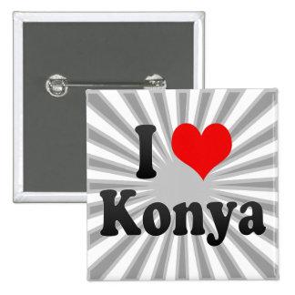 Amo Konya, Turquía. Seviyorum Konya, Turquía Pins