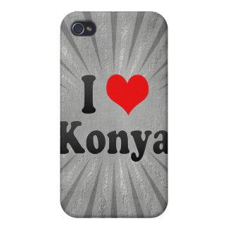 Amo Konya, Turquía. Seviyorum Konya, Turquía iPhone 4/4S Carcasas
