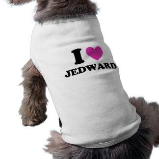 Amo la camiseta de Jedward