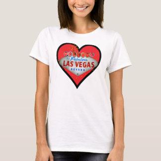 Amo la camiseta de Las Vegas