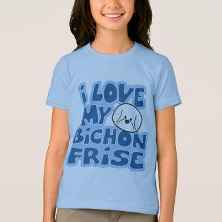 Amo la camiseta del campanero de mi chica de