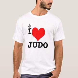 AMO la camiseta del JUDO