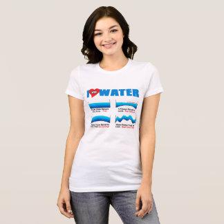 AMO la camiseta para mujer el | AllSeeingHeart.org