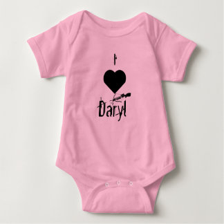 Amo la enredadera del niño de Daryl Camisetas