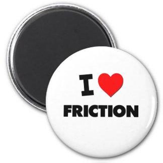 Amo la fricción imanes