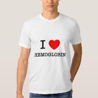 Amo la hemoglobina camisas