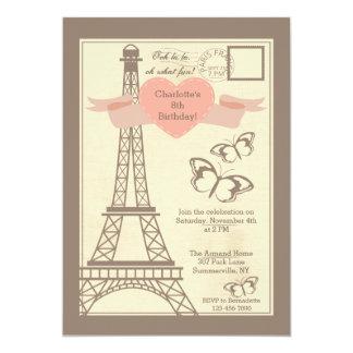 Amo la invitación de París