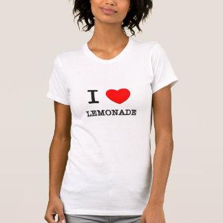 Amo la limonada camisetas