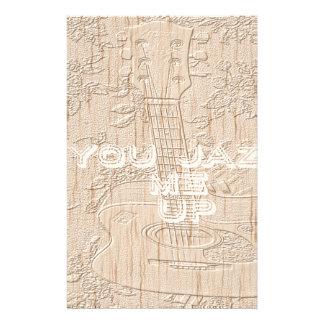 Amo la madera Hakuna marrón que va Matata Papeleria De Diseño