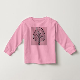 amo la naturaleza camiseta de bebé