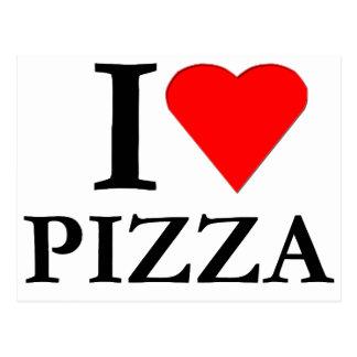 Amo la pizza postal