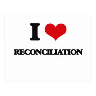 Amo la reconciliación postal