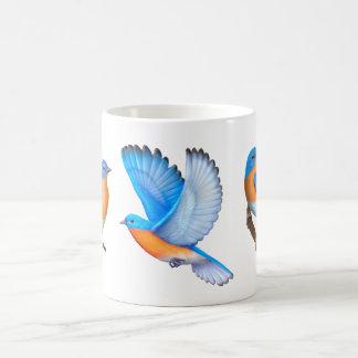 Amo la taza de café de los Bluebirds