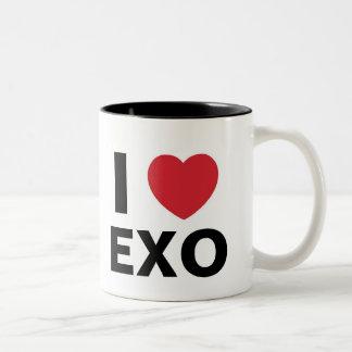 Amo la taza de Exo