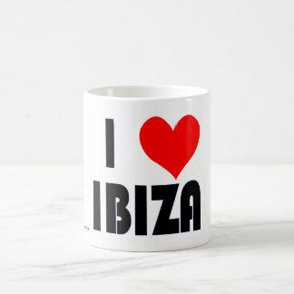 Amo la taza de Ibiza