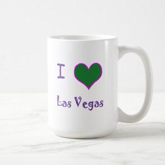 Amo la taza de Las Vegas