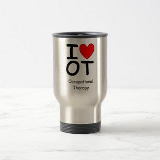 Amo la taza de OT