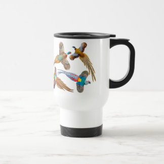 Amo la taza del viaje de los faisanes
