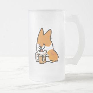 Amo la taza el   CorgiThings del Corgi de la