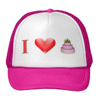 Amo la torta gorra