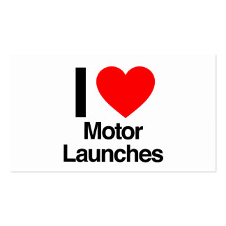 amo lanzamientos del moto plantillas de tarjeta de negocio