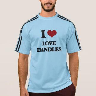 Amo las manijas del amor camiseta