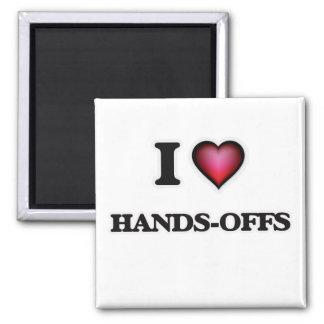 Amo las Manos-Offs Imán